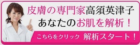 高須英津子先生のお肌解析
